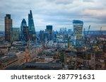 london  uk   january 27  2015 ... | Shutterstock . vector #287791631