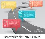Infographic Design. Vector...