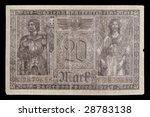 German Bank Note Period Of...