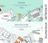 Flat Architecture And Design...