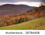 fall mountain scenic | Shutterstock . vector #28786408
