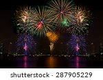 Beautiful Firework Display For...