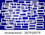 vector pattern. modern stylish...   Shutterstock .eps vector #287918579