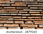 a heap of board | Shutterstock . vector #2879265