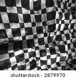 finish flag | Shutterstock . vector #2879970