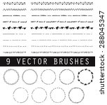 Collection Of Vector Brushes....