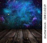 Galaxy Stars Nature Background...