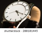 watch  wristwatch  repairing. | Shutterstock . vector #288181445
