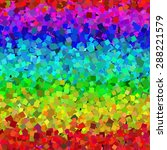 abstract rainbow background... | Shutterstock .eps vector #288221579