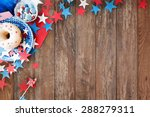 american independence day ... | Shutterstock . vector #288279311