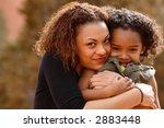 beautiful child | Shutterstock . vector #2883448