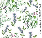 watercolor pattern | Shutterstock . vector #288359561
