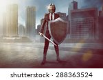 business warrior | Shutterstock . vector #288363524
