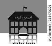 school | Shutterstock .eps vector #288470201