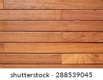Ipe Teak Wood Decking Fence...