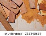 Carpenter Sawdust And Decking...