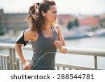 rock on  run on  power through. ... | Shutterstock . vector #288544781