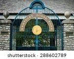 lexington  kentucky. usa. june... | Shutterstock . vector #288602789