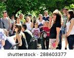cardet  france   may 25 ... | Shutterstock . vector #288603377