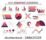 creative colorful business... | Shutterstock .eps vector #288625235