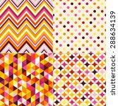 Seamless Colorful Geometric...