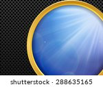 abstract background gold ... | Shutterstock .eps vector #288635165