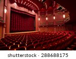 the old theater olympion in...   Shutterstock . vector #288688175