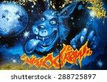 moscow   june 14  2015 ... | Shutterstock . vector #288725897