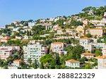 villefranche sur mer  cote d... | Shutterstock . vector #288822329