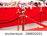 way to success on the red... | Shutterstock . vector #288832031