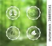 Eco Vintage Labels Bio Templat...