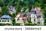Heidelberg's Old City As Seen...