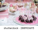 Colorful Wedding Candy Table...