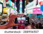 new york city   june 13  2015 ... | Shutterstock . vector #288956507