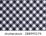 Gingham Chuck Cloth