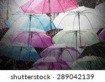 Colorful Umbrellas Decoration...