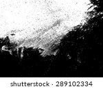 grunge white and black wall... | Shutterstock .eps vector #289102334