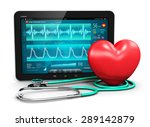 cardiology healthcare medicine... | Shutterstock . vector #289142879
