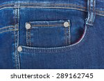 Pocket On Jeans   Fashion...
