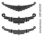 vector vehicle leaf spring...