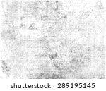 grunge halftone vector... | Shutterstock .eps vector #289195145