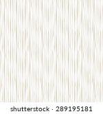 vector seamless pattern. subtle ... | Shutterstock .eps vector #289195181