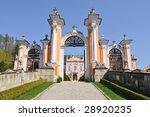 Castle Nove Hrady Czech