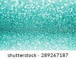 Abstract Teal Or Turquoise...