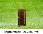 Small photo of Door to the future