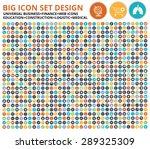 big icon set website symbol...   Shutterstock .eps vector #289325309
