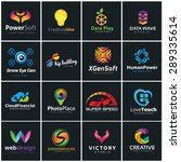 logo collection  automotive ... | Shutterstock .eps vector #289335614