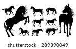 a set of high quality very... | Shutterstock .eps vector #289390049