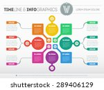 web template for circle diagram ...   Shutterstock .eps vector #289406129