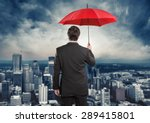 insurance  umbrella  insurance... | Shutterstock . vector #289415801